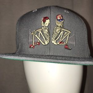 """NWOT Grateful Dead """"they Love Each Other"""" hat"""